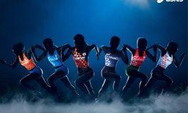 ASICS kleedt atleten op het WK Atletiek 2017