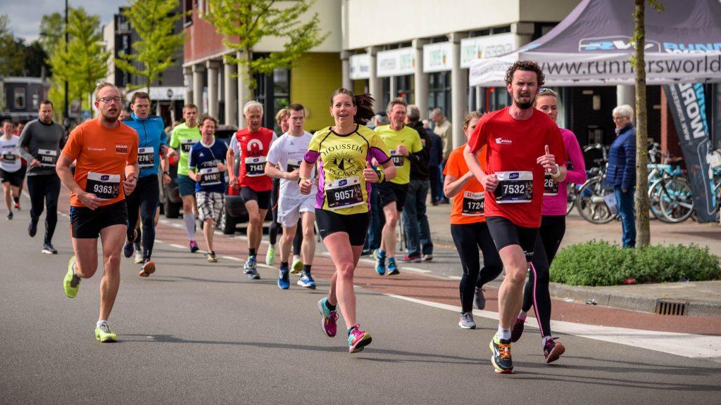 De Wilminktheater Enschede Marathon Run