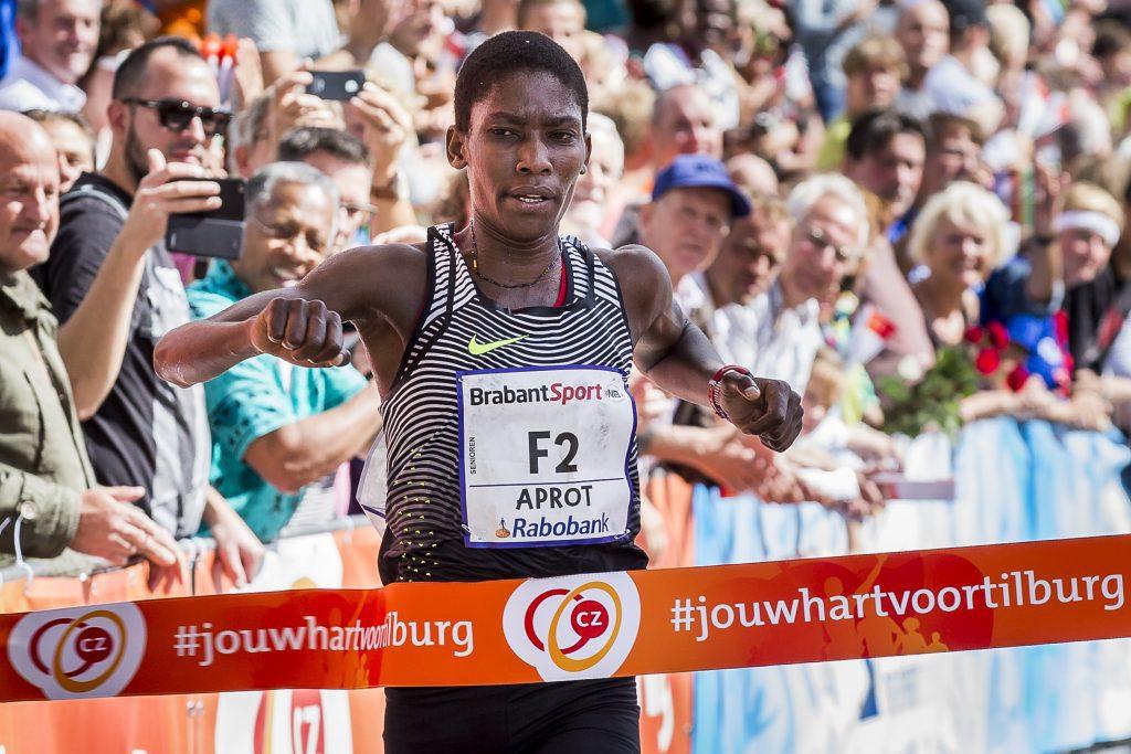 Tilburg Ten Miles Ladies Run