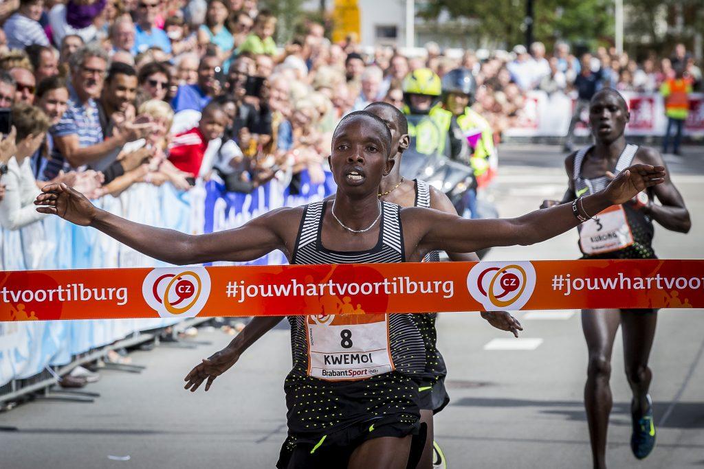 Kwemoi Tilburg Ten miles