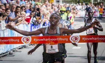 Kwemoi krijgt forse tegenstand bij Tilburg Ten Miles