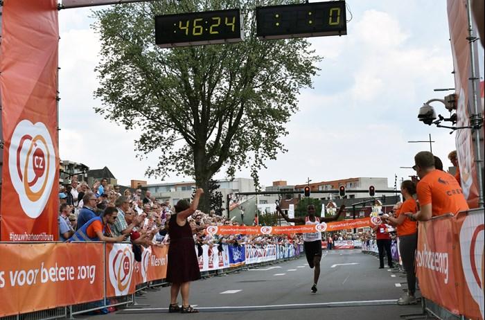 Abdi Nageeye loopt Nederlands record op 10 EM