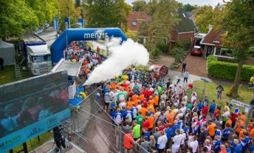 Toch wel medailles voor hardlopers 4 mijl Groningen en Marathon Eindhoven