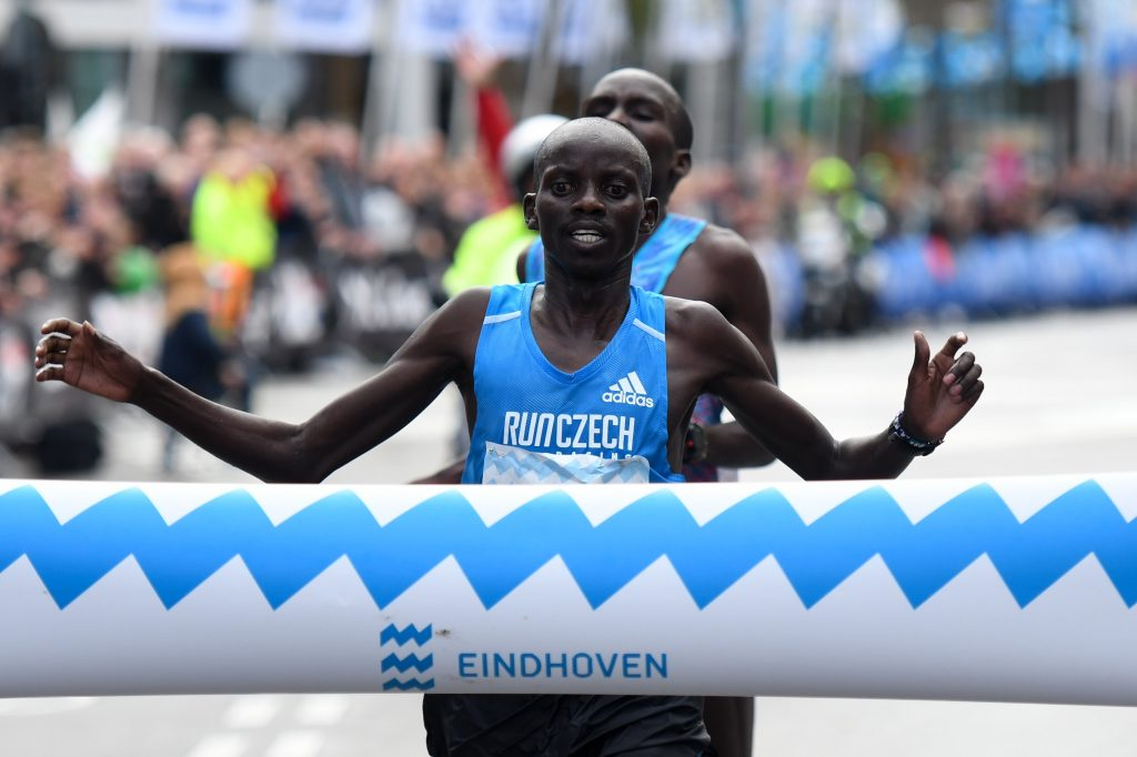 Marathon Eindhoven Festus Talam