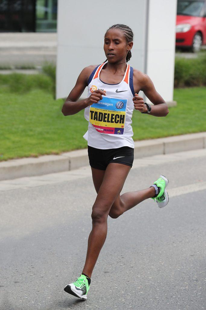 Tadelek Bekele Amsterdam Marathon