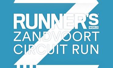 Parcours Halve Marathon Zandvoort Circuit Run vernieuwd