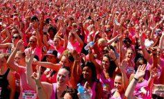 Rotterdam kleurt roze tijdens de festivaleditie van de Ladiesrun