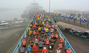 12 de Texel Halve Marathon vol na 207 seconden