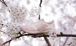 Loop stijlvol de lente in met de ASICS Sakura collectie