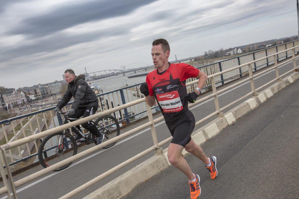Jesper van der Wielen wint Stevensloop 2018