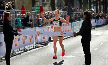 Mix van Keniaanse, Japanse en Ethiopische vrouwen gaan voor spannende race zorgen bij 38ste Marathon Rotterdam