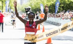 Hicham el Barouki en Kellen Waithira winnen Gouden Enschede Marathon