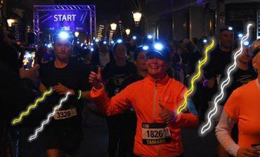 3.750 headlights verlichten eerste Nedal Utrecht Night Run
