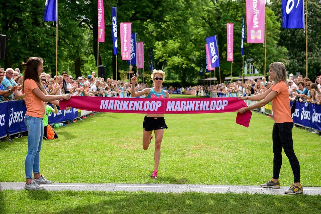 Ruth van der Meijden Marikenloop 2017