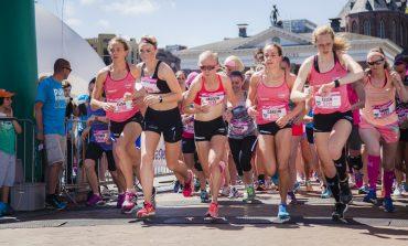 Ladiesrun Groningen met tweeduizend deelnemers bijna uitverkocht!