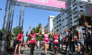 Een zonnige en geslaagde 6e Ladiesrun Eindhoven