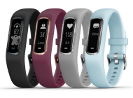 Garmin introduceert de vívosmart 4: een trendy activity tracker met Pulse Ox en energiemonitor