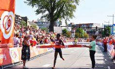 Keniaanse Agnes Tirop sensationele winnares Tilburg Ladiesrun 10 km en loopt beste wereldjaarprestatie