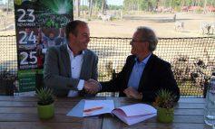 Vidiled nieuwe hoofdsponsor Warandeloop Tilburg