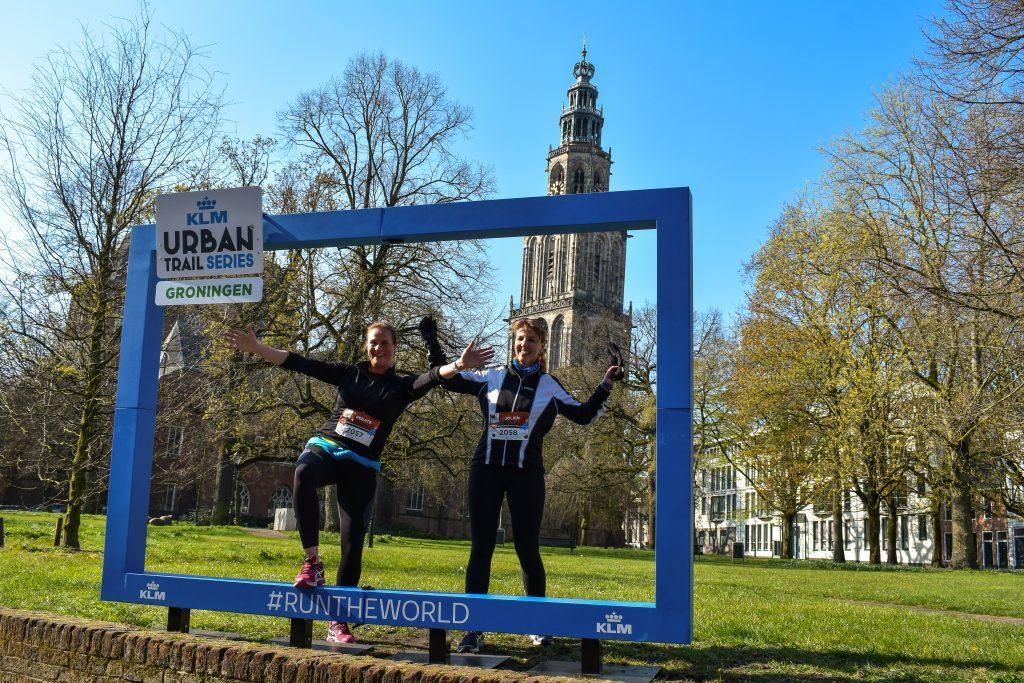 Urban Trail Groningen Martinitoren