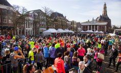 Het parcours van de Urban Trail Groningen gepresenteerd
