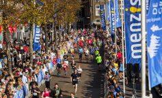 Kersverse burgemeester Schuiling verzorgt startschot 33e editie 4 Mijl van Groningen