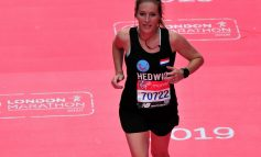 Londen, Marathon 10 en waar ik six star world Marathon majors finisher werd