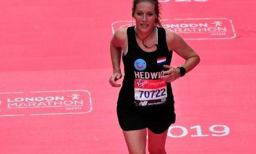 Londen, Marathon 10 en waar ik six star world Marathon majors finisher werd