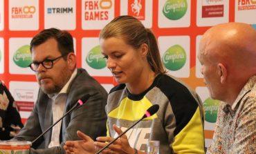 Dafne Schippers kijkt uit naar een speciale race tijdens de FBK Games