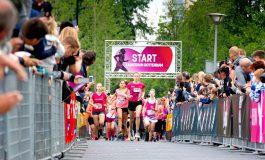 Het Zuiderpark kleurt roze bij 13e editie Ladiesrun Rotterdam