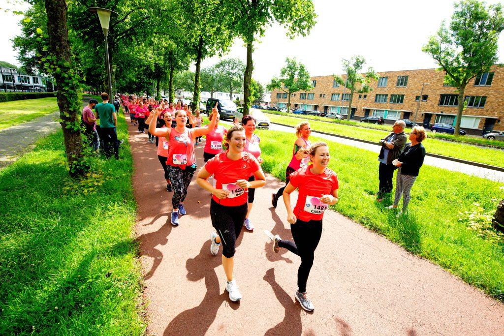Ladiesrun Rotterdam