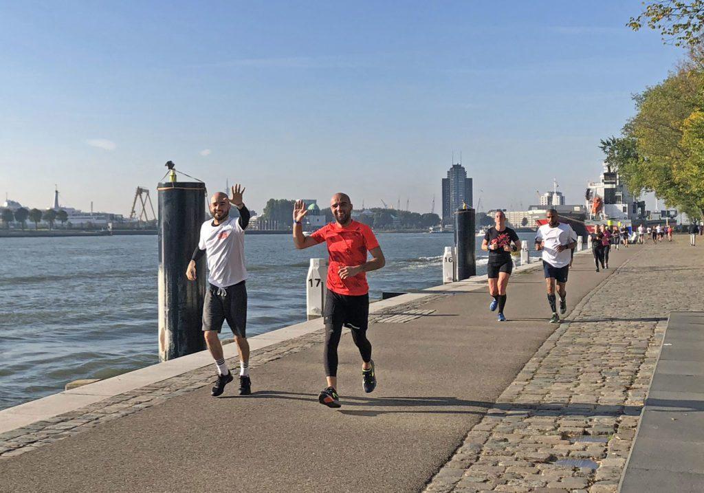 New York mini Marathon