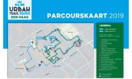 Alle 17 locaties bekend van de Urban Trail Den Haag