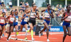 Sifan Hassan loopt nieuw Nederlands record 1500 meter (video)