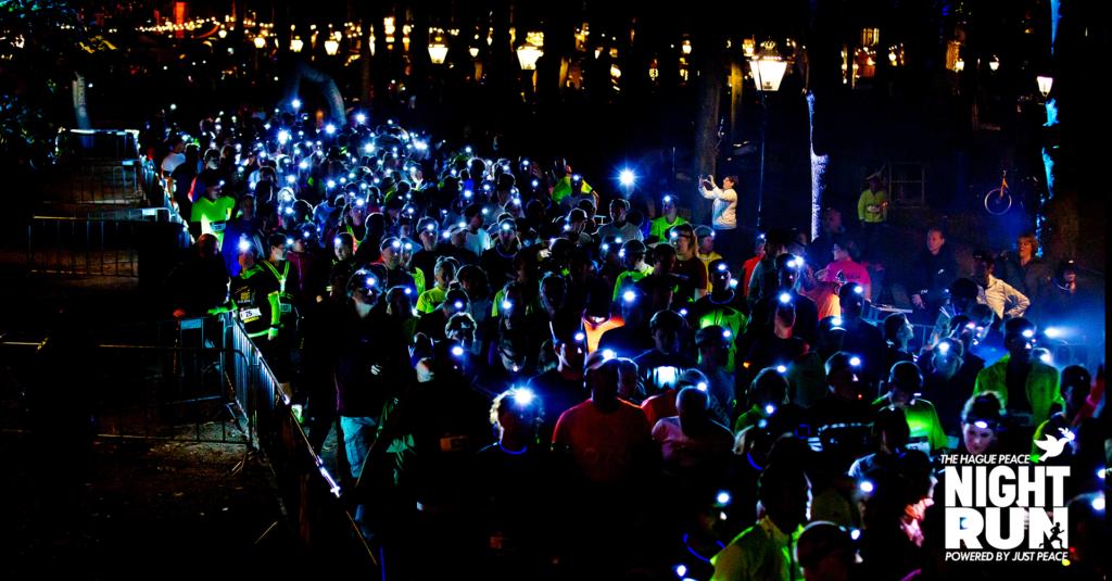 The Hague Peace Night Run