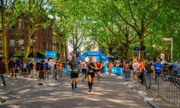 2.800 deelnemers en lentezon tekenen voor een prachtige derde editie van de Urban Trail Utrecht