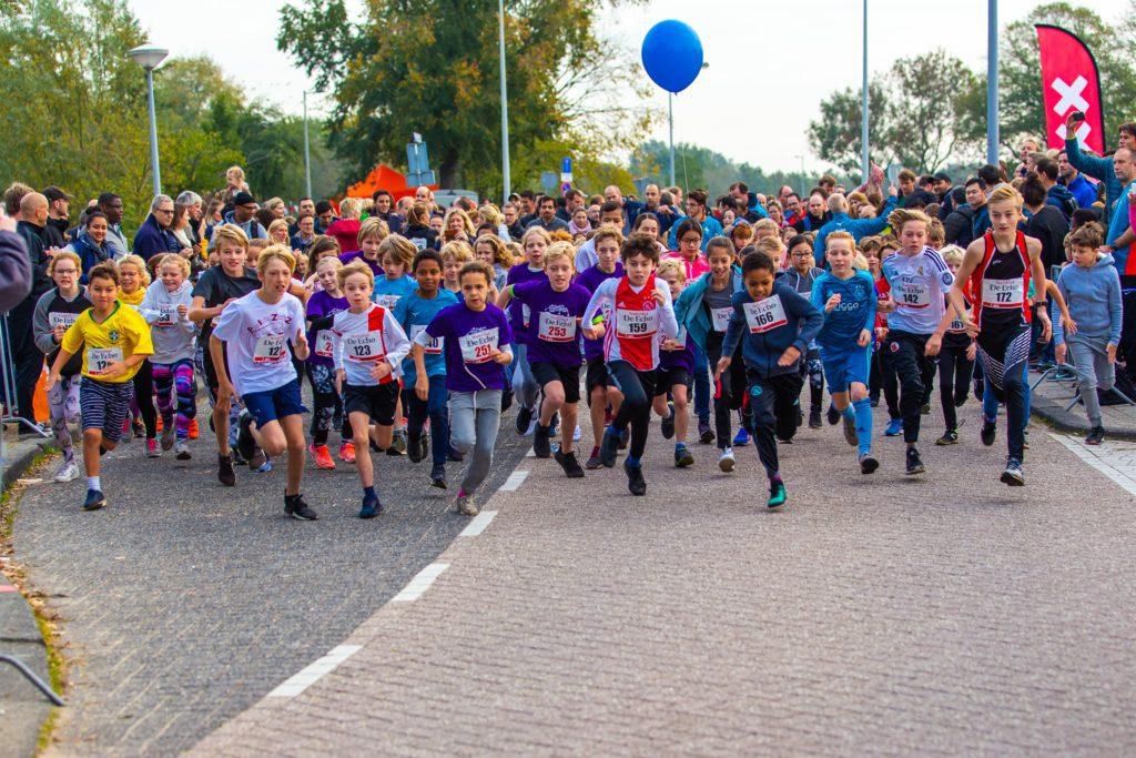 Amsterdam Marathon kids