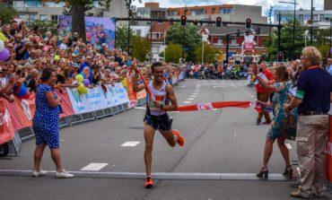 Khalid Choukoud loopt nieuw Nederlands record op 10 Engelse Mijlen