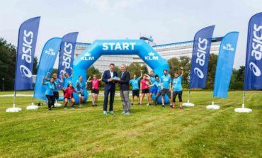 Startschot samenwerking KLM en ASICS (video)