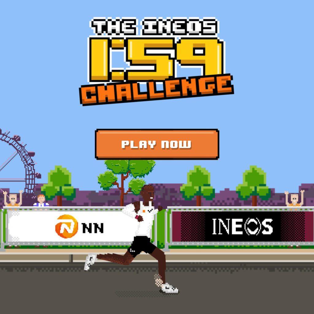 1:59 Challenge Game