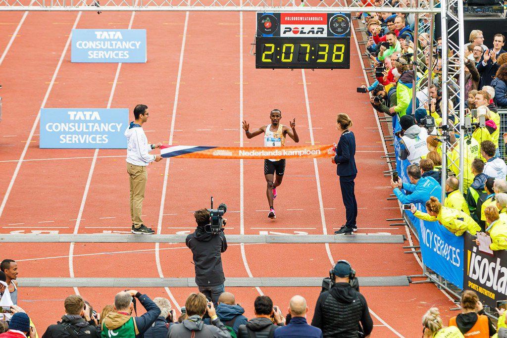 Abdi Nageeye Nederlands kampioen Marathon 2019