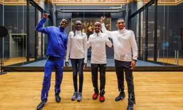 Topveld Amsterdam Marathon gepresenteerd op unieke locatie in het Rijksmuseum