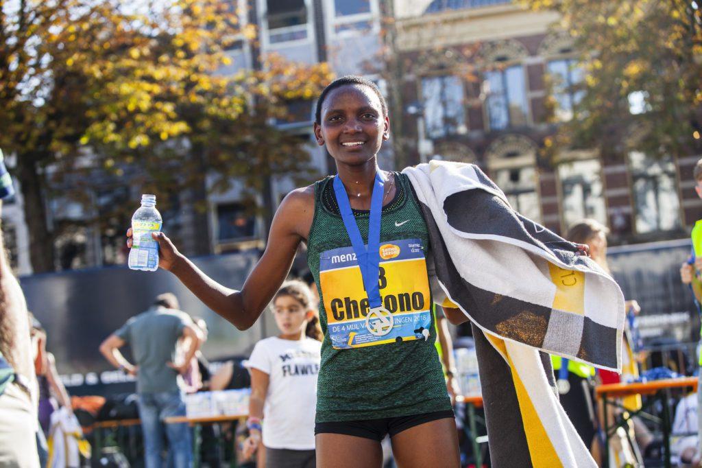 Eva Cherono
