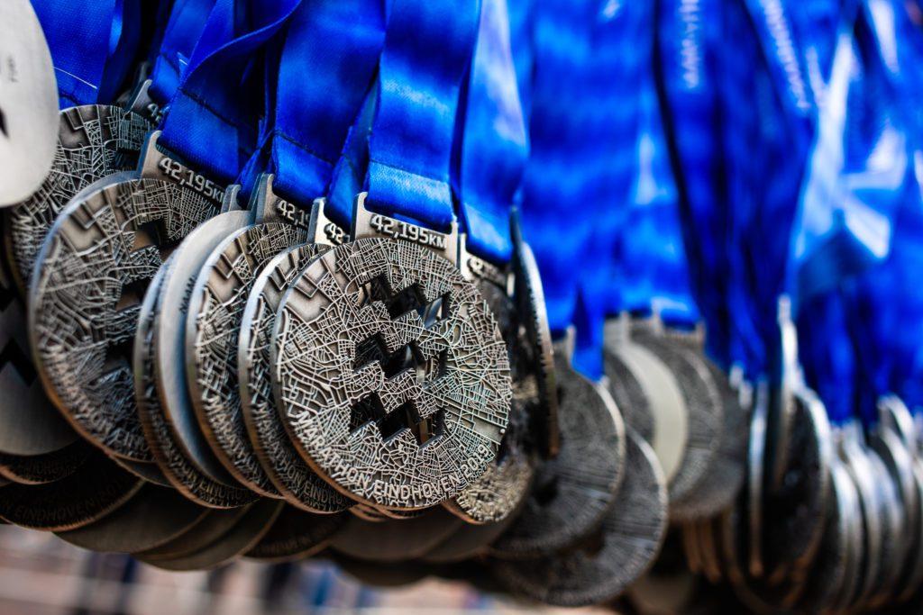 Medaille Marathon Eindhoven 2019