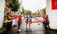Fotofinish en parcoursrecord op regenachtige Singelloop Utrecht