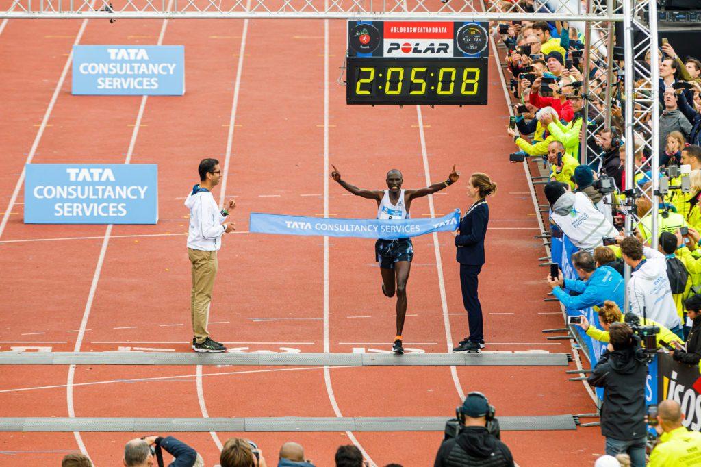 Vincent Kipchumba winnaar Amsterdam Marathon 2019
