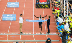 Vincent Kipchumba en Degitu Azimeraw winnen 44e editie Amsterdam Marathon