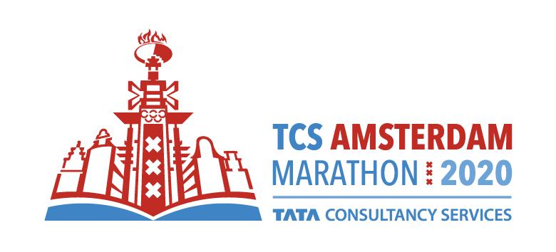 Amsterdam Marathon 2020 logo