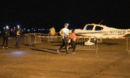 Final flight van Mobility Service Airport Night Run een groot muziekfeest