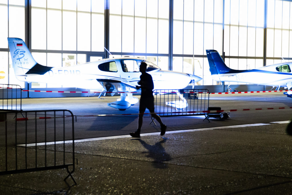 Mobility Service Airport Night Run 2018